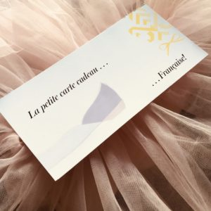 The little gift card