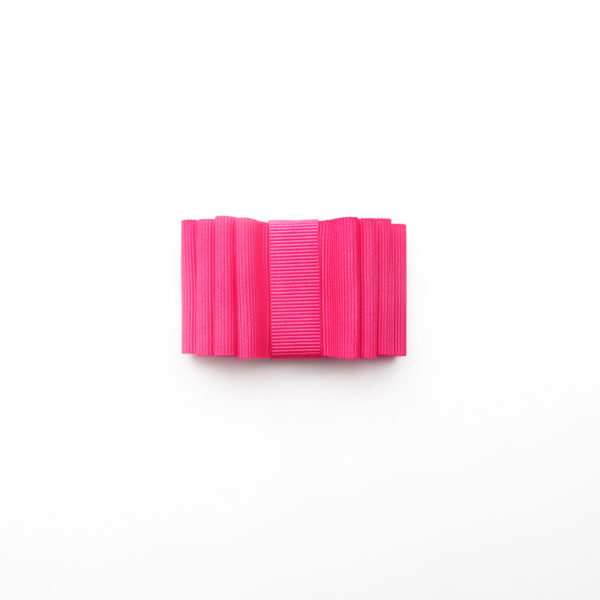 shoe clip rose fuchsia