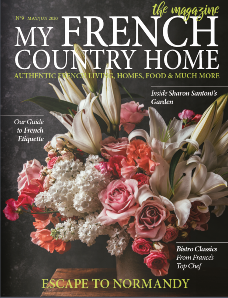 Mu French country home cover